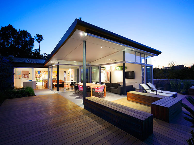 Contemporary House Designs - Modern Architecture Concept on Modern Style Houses  id=46796