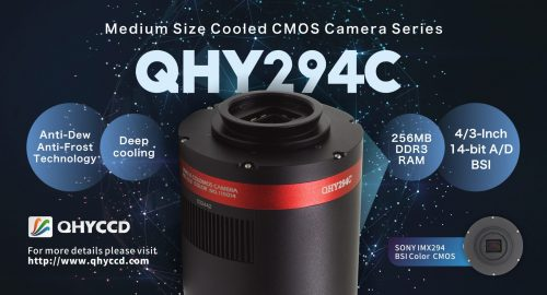 QHY294C Shipped to UK - Modern Astronomy