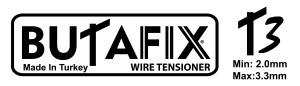 butafix T3 wire tensioner