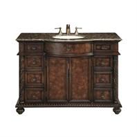 shop antique bathroom vanity - vintage, rustic vanities - modern
