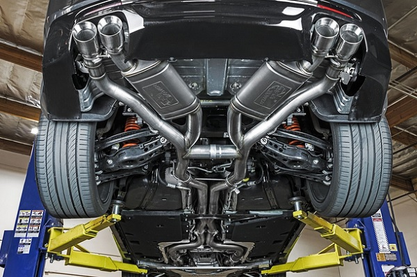 afe exhaust system for best gains in