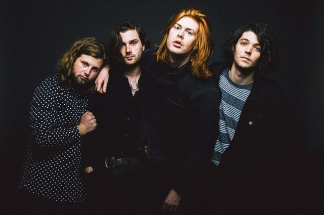 The Amazons-Modern Coma