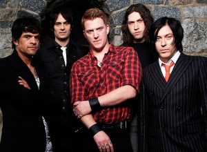 Mark Ronson, Queens of the Stone Age, Josh Homme