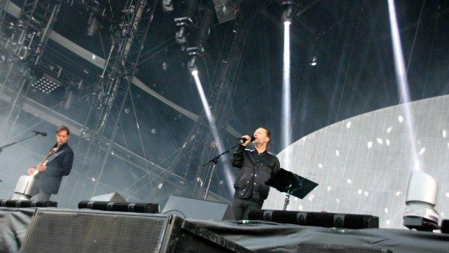 Radiohead, Main Square Festival