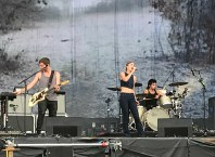 Wolf Alice, Main Square, Arras, Modern Coma
