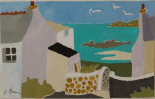 Heather Bray, Ragged Island, St Martins