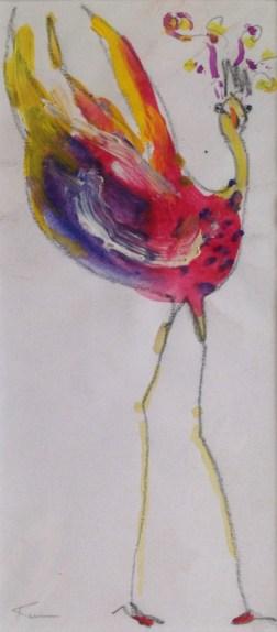 Barbara Karn, Leggy Bird
