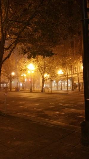 Street scene- moscoso