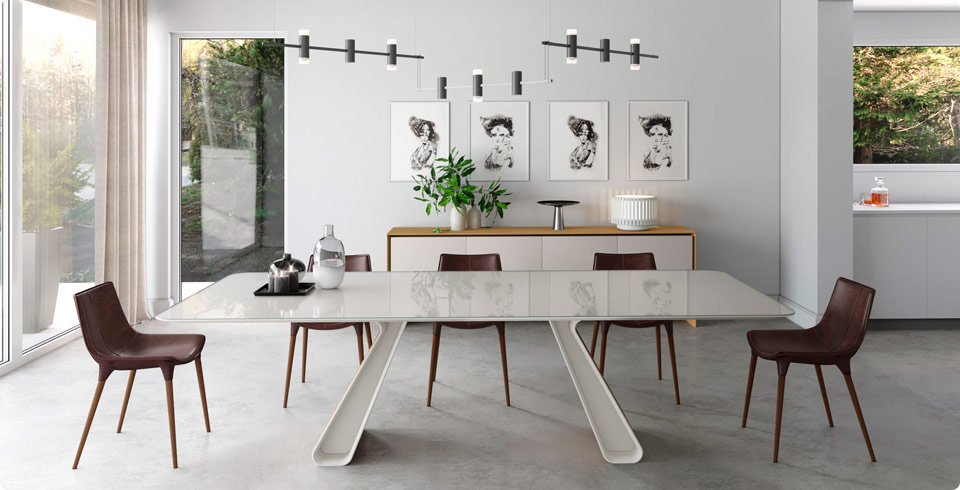 Modern Dining Room Sets for Your Contemporary Home   Modern Digs Modern Dining Room Sets for Your Home