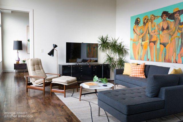 8 Ideas for Your Modern Living Room Design | Modern Digs