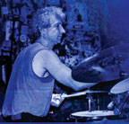 drummer Billy Ficca of Television