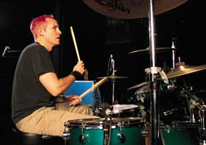 drummer Josh Freese