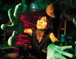 drummer Shannon Larkin