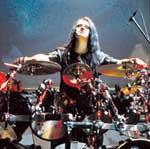 drummer Adrian Erlandsson of Cradle Of Filth