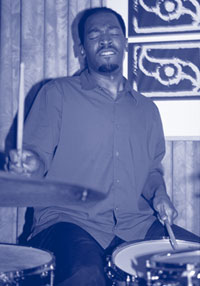 drummer Eric Harland