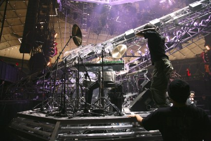 X Japan's DRUMMER Yoshiki on His Evolving Setup