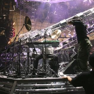 X Japan's DRUMMER Yoshiki on His Evolving Setup