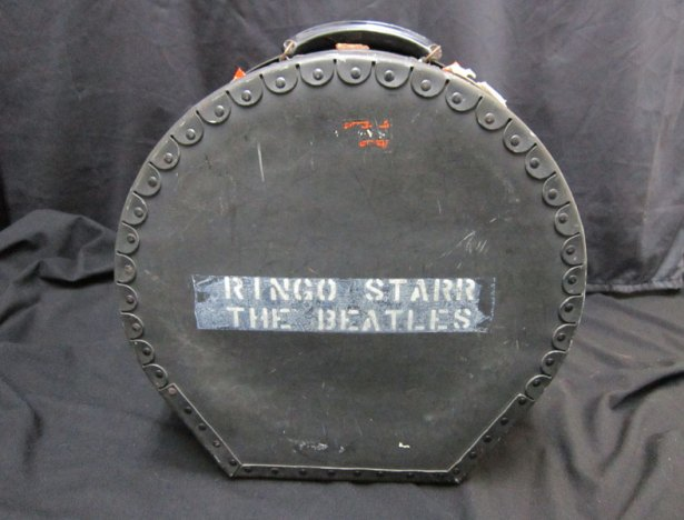 Ring Starr's Drum Case