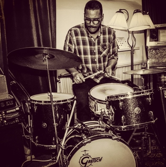 Drummer Blog: Moussa Fadera of The Amazing on Using His Jazz Roots in a Rock Context