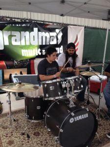 PMC Provides Free Drum Lessons at Vans Warped Tour Summer Concerts