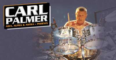 Carl Palmer feature story