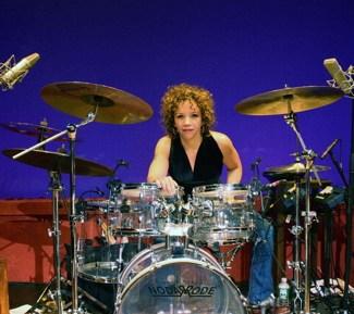 LaFrae Sci : Modern Drummer