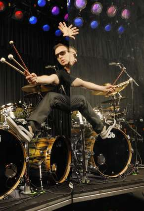 Stephen Perkins of Jane's Addiction