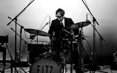 John Wicks of Fitz & The Tantrums : Modern Drummer