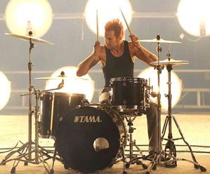 Trevor Stafford of Adelitas Way : Modern Drummer