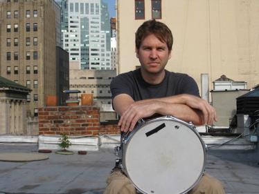 Jared DiLalla of Keygrip : Modern Drummer