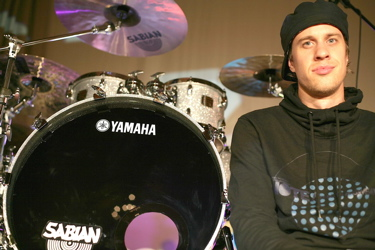 Amy Winehouse's Troy Miller : Modern Drummer