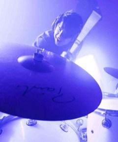 Mikey Martin of Shiny Toy Guns : Modern Drummer
