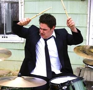 Jason Zerbin's Peter Mol : Modern Drummer