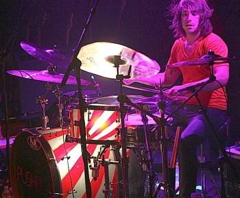 Derek Ries of Push Play : Modern Drummer