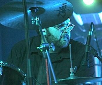 Jon Radford of the Dynamites : Modern Drummer