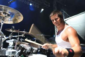 Rymo of Slightly Stoopid : Modern Drummer