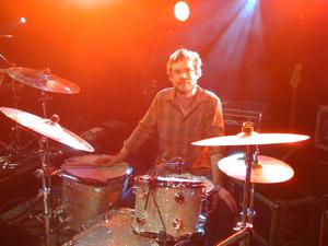 Steve Stetson of Uncle Kracker : Modern Drummer
