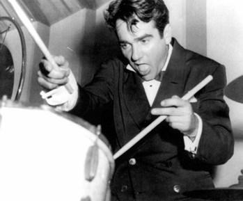 Drummer Gene Krupa