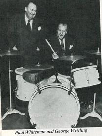 George Wettling : Modern Drummer