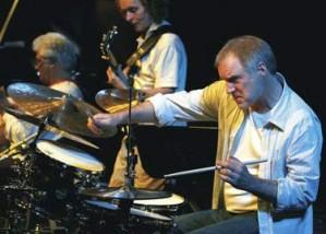 Drummer Paul Wertico