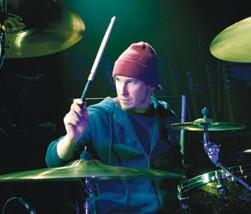 Abe Cunningham : Modern Drummer