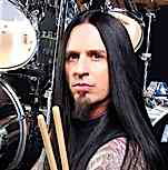 Jeremy Spencer of Five Finger Death Punch : Modern Drummer