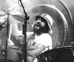 John Bonham of Led Zeppelin : Modern Drummer