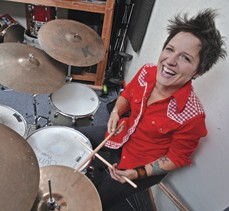 Allison Miller : Modern Drummer Magazine