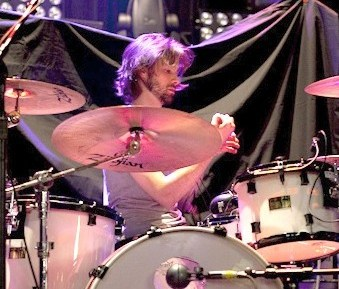 Drummer Kevin Kane of Bad City