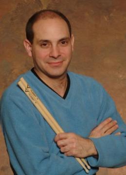 Pat Gesualdo in Modern Drummer Magazine