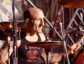 Kenny Aronoff in Modern Drummer Magazine