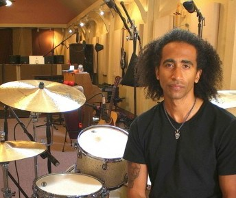 Alan Evans of Soulive for Modern Drummer Drummer Blogs
