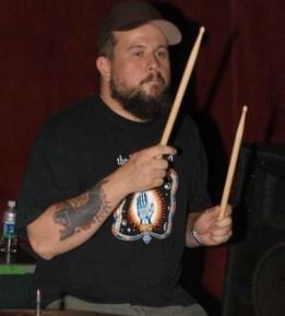 Jean-Paul Gastor of Clutch Modern Drummer Web Exclusive