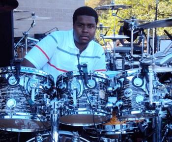 """Antwan """"Amadeus"""" Thompson Modern Drummer Drummer Blog"""